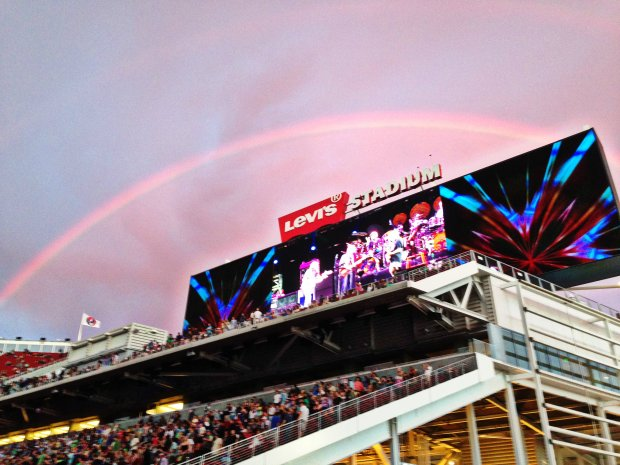rainbow again nite 1