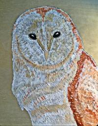 barnowl painted 8-31-17