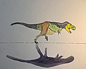 Tyrannosaurus555