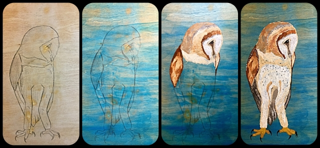 barn owl process